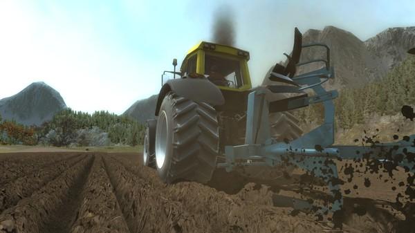 Professional Farmer 2017 tractor plough