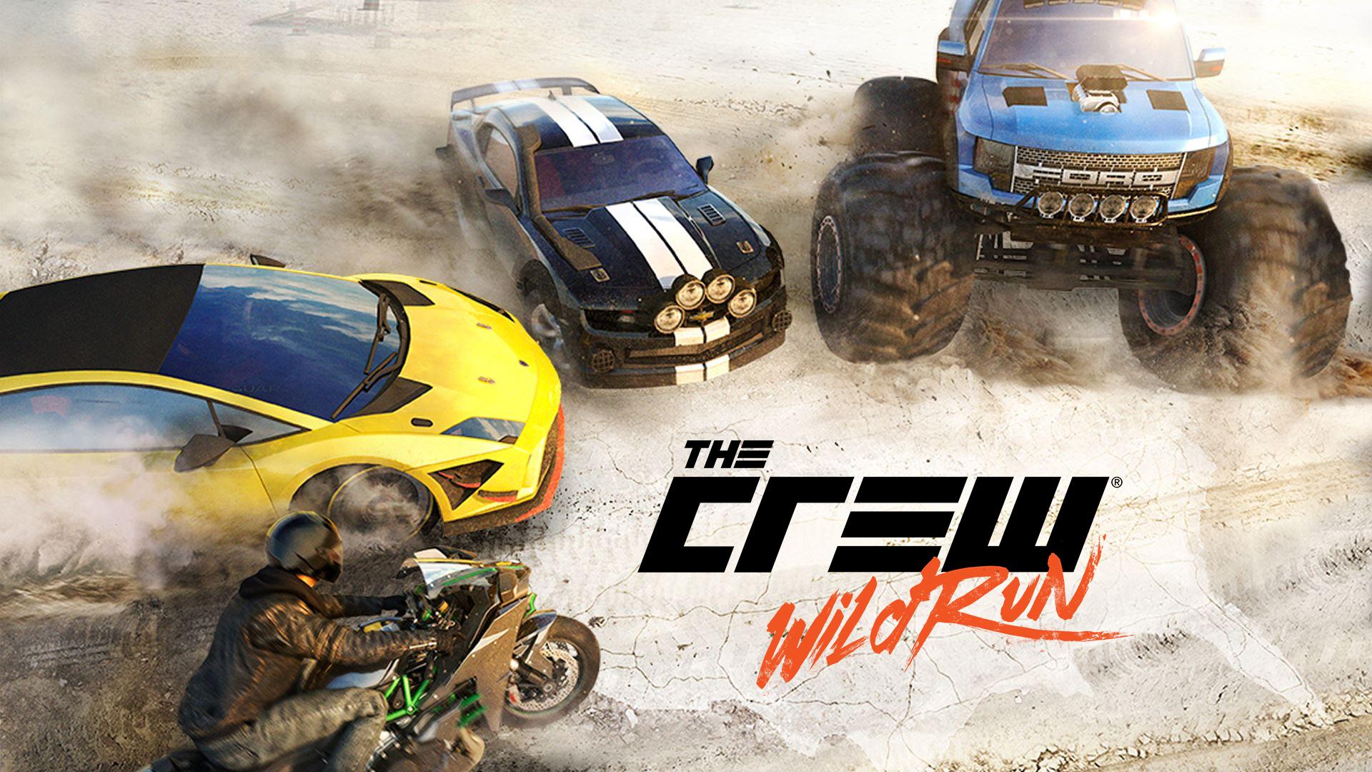 The Crew Wild Run artwork