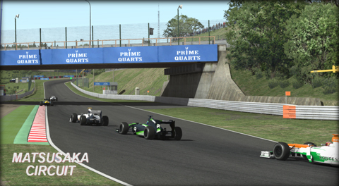 Suzuka track released for rFactor 2 - Team VVV