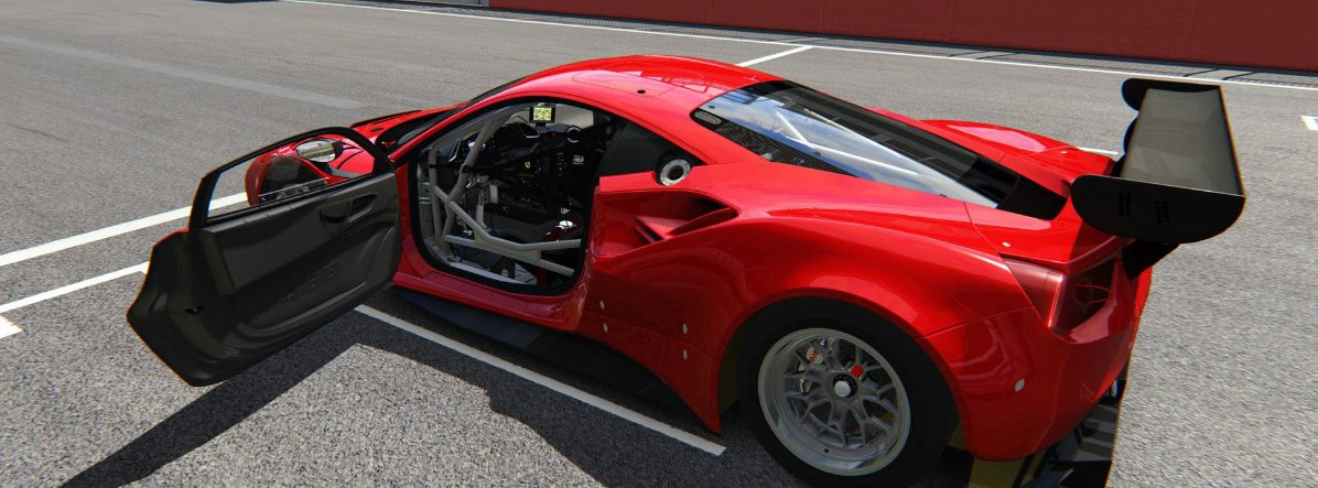 Assetto Corsa's Red Pack DLC out now includes 7 legendary