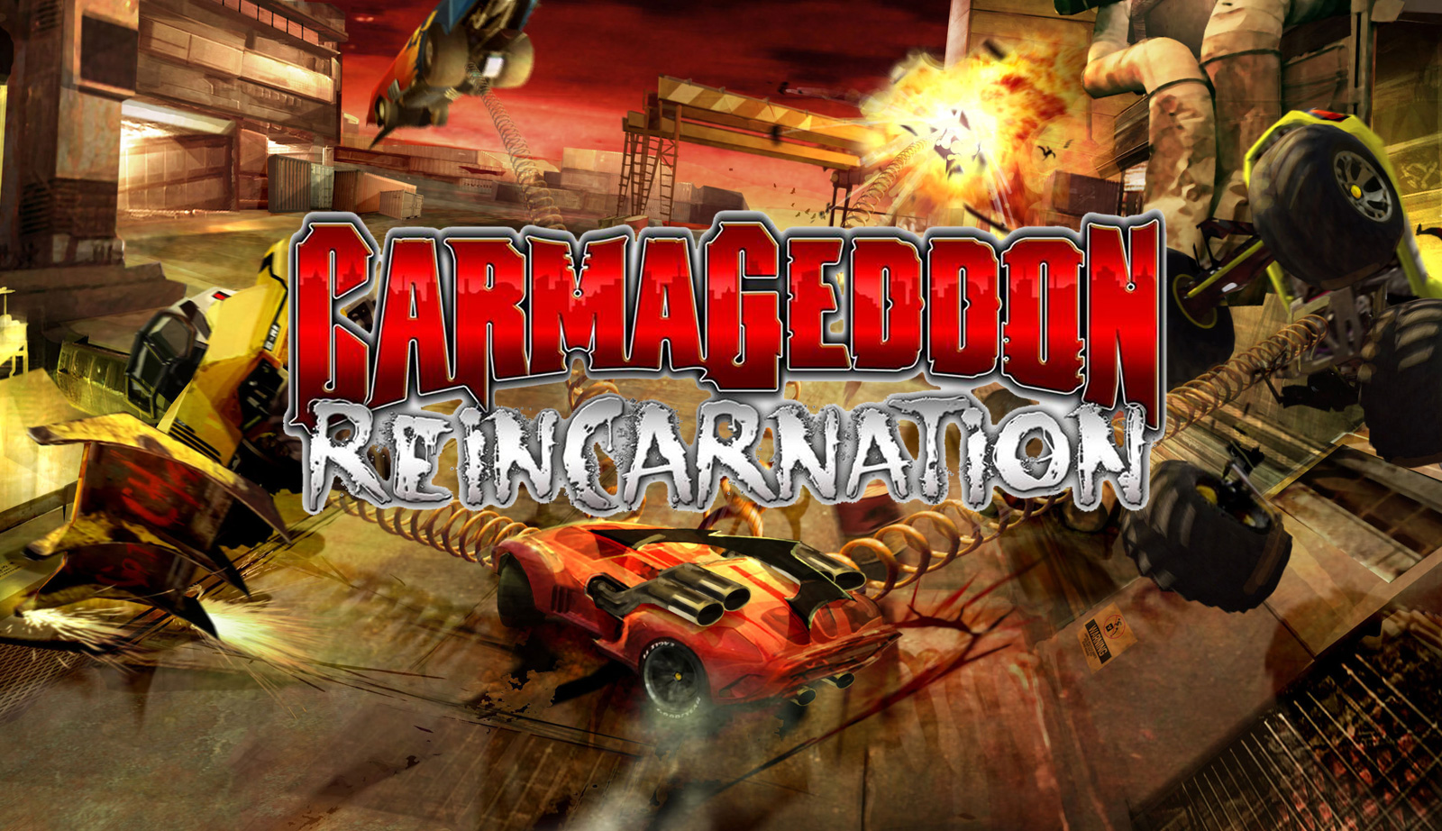 Carmageddon Reincarnation artwork