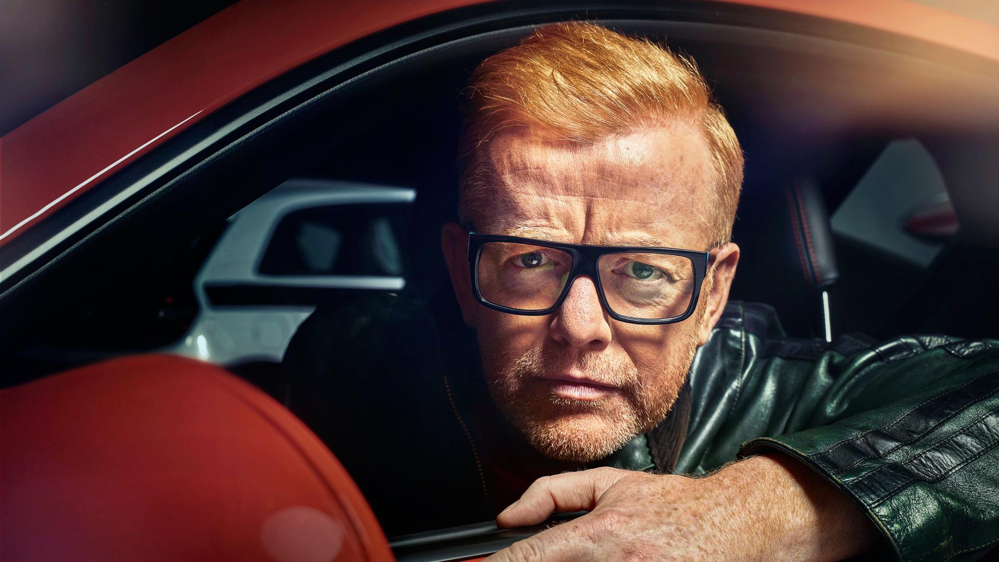 Chris Evans quits Top Gear presenter BBC