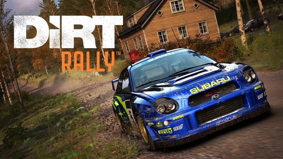 Oculus Rift VR support for DiRT Rally on PC available now