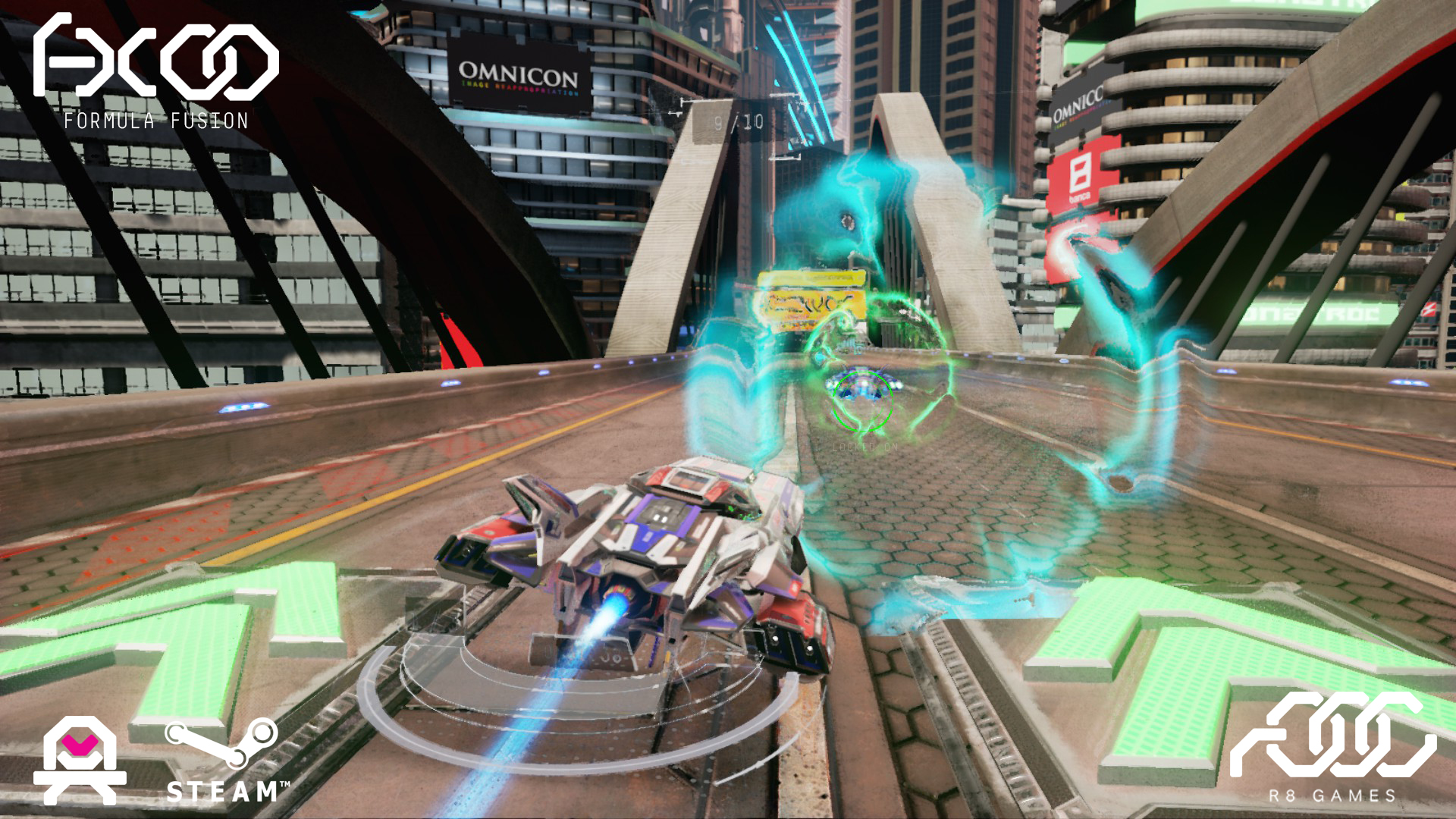WipEout-inspired Formula Fusion lands on Steam Early Access