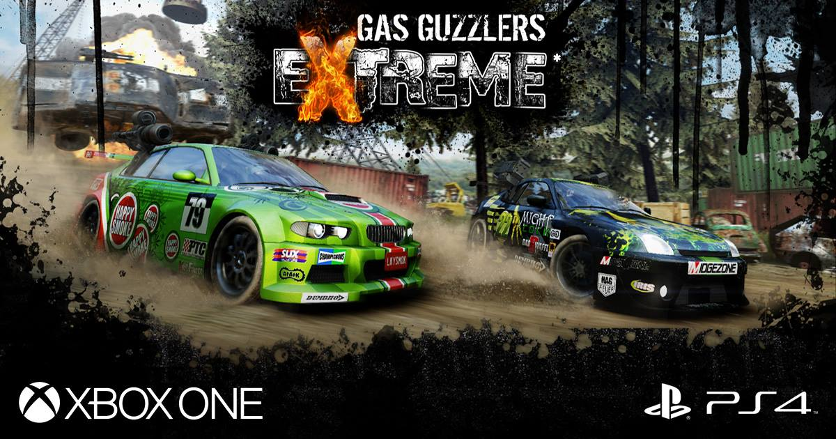 Gas Guzzlers Extreme PS4 Xbox One