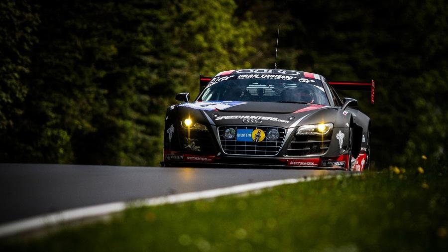 Gran Turismo Nurburgring Audi R8 GT3