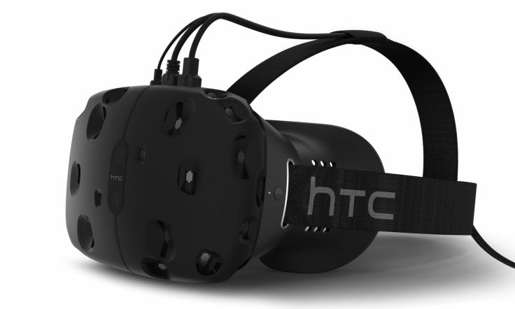 HTC Vive VR headset virtual reality