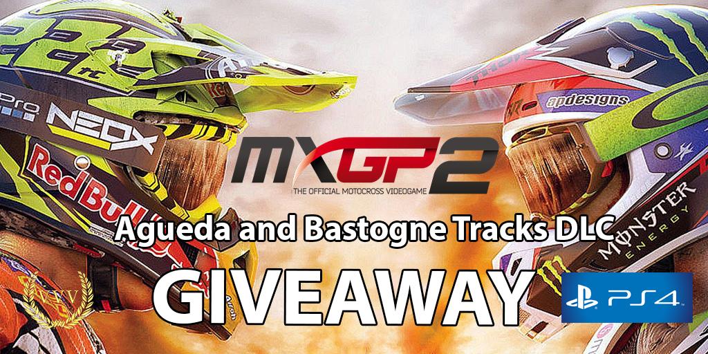 MXGP 2 Agueda and Bastogne DLC tracks giveaway