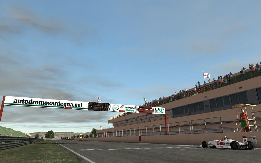 rFactor 2 Autodromo di Mores update version 1.6