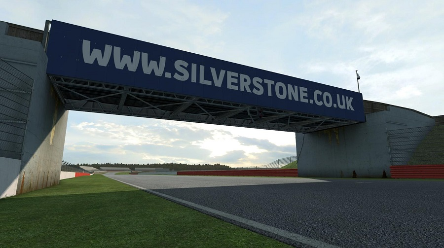 RaceRoom Racing Experience R3E Silverstone preview work in progress screenshot