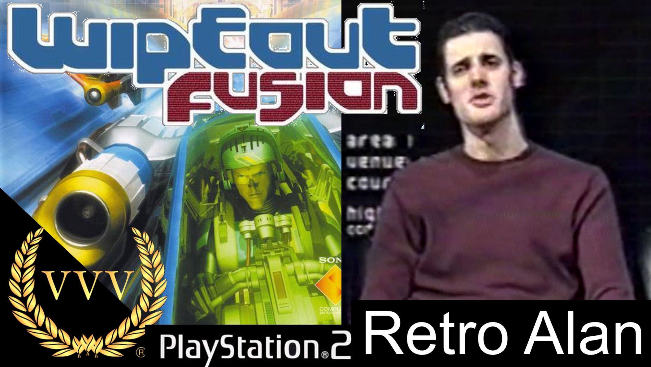 Retro Alan 1: Wipeout Fusion