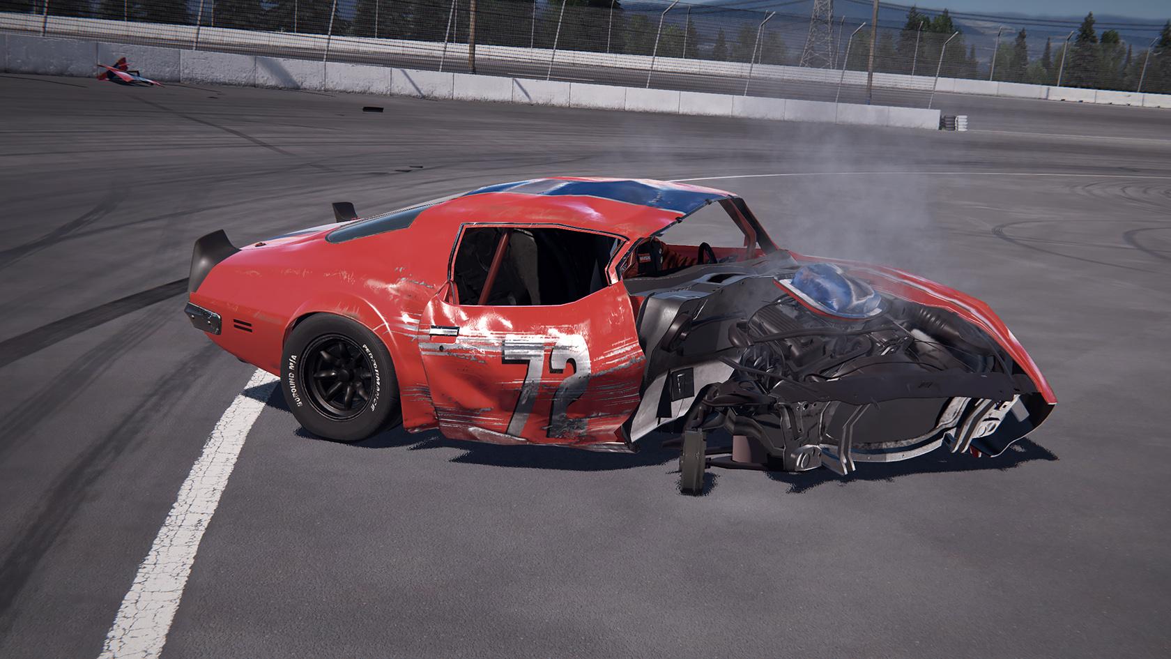 Wreckfest screenshot PS4 Xbox One
