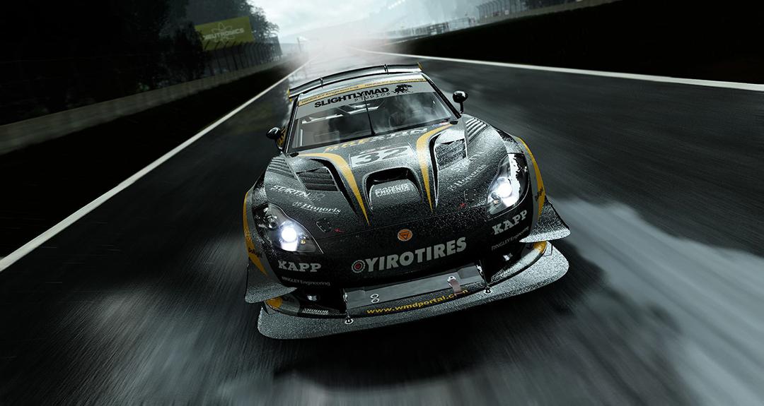 Ginetta Project CARS eSports
