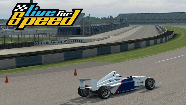 live for speed pc racing sim rockingham formula bmw