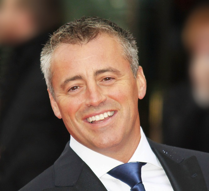 Matt LeBlanc solo host Top Gear