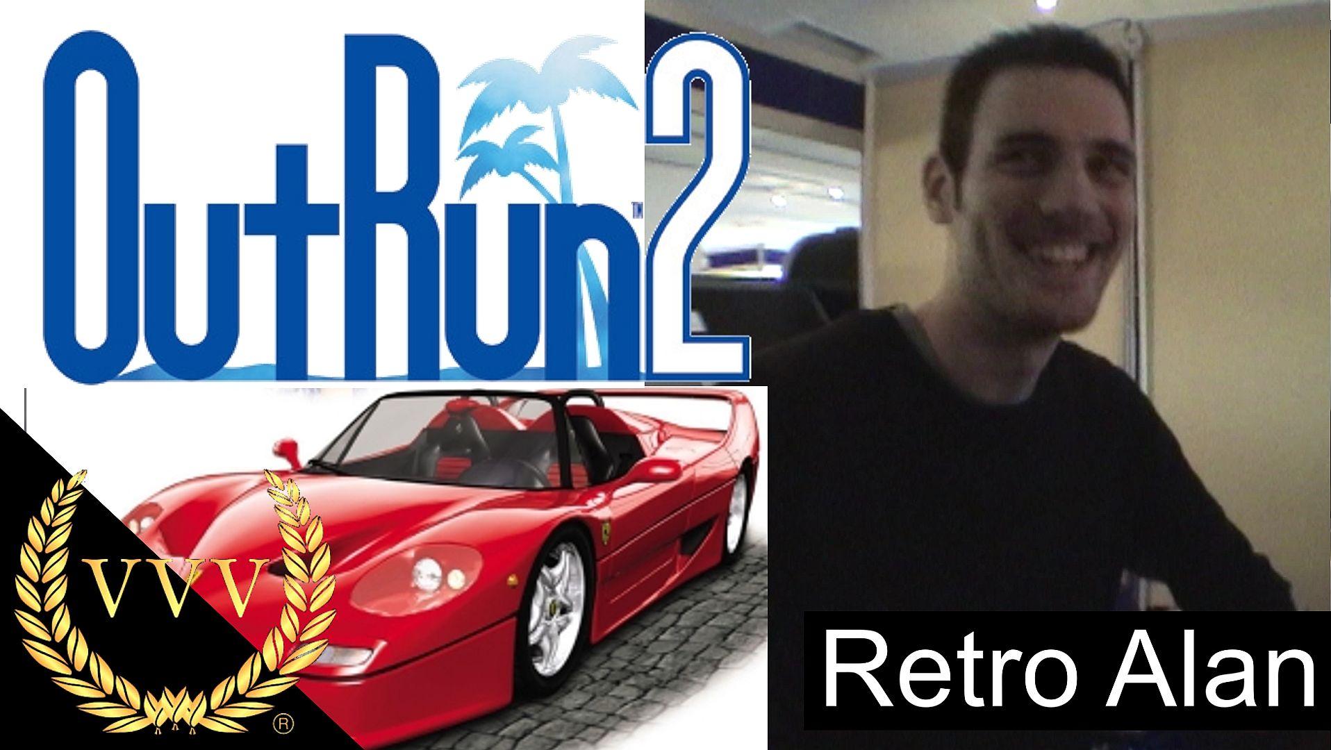 Retro Alan 2: Outrun 2 Arcade
