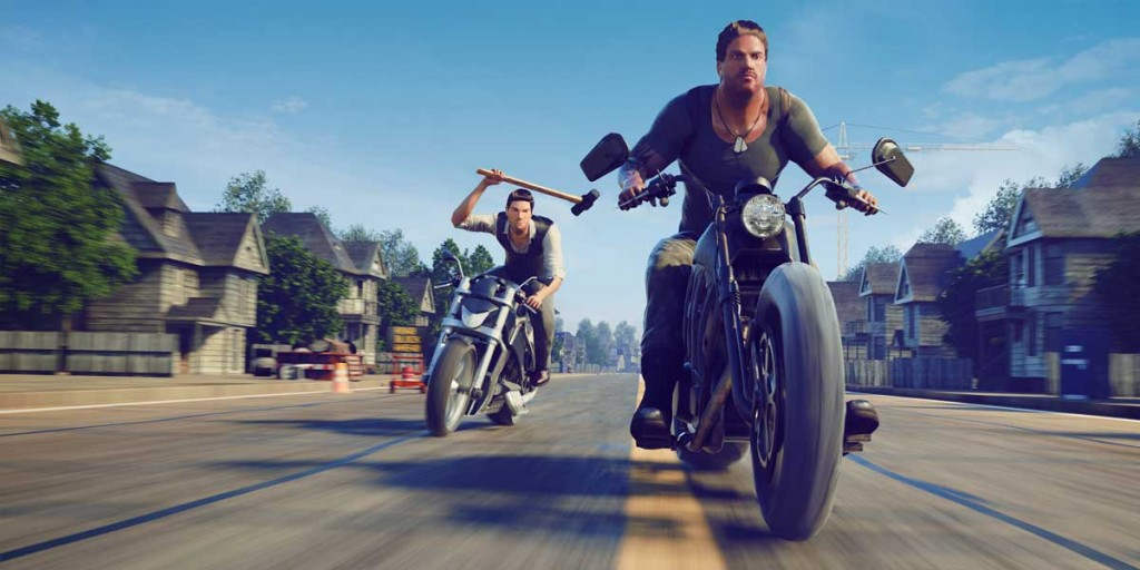 Road Rage is bringing Road Rash-style bike combat to consoles and PC