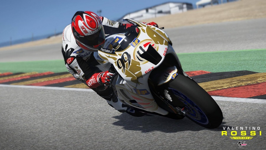 Legendary Bikes DLC now available for Valentino Rossi The Game