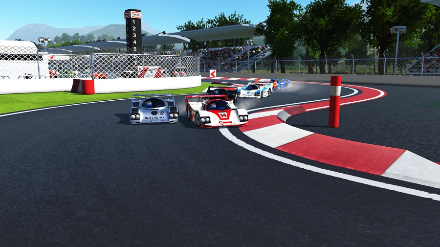 Apex Racing League first screens images top down retro inspired pc racing game le mans prototype
