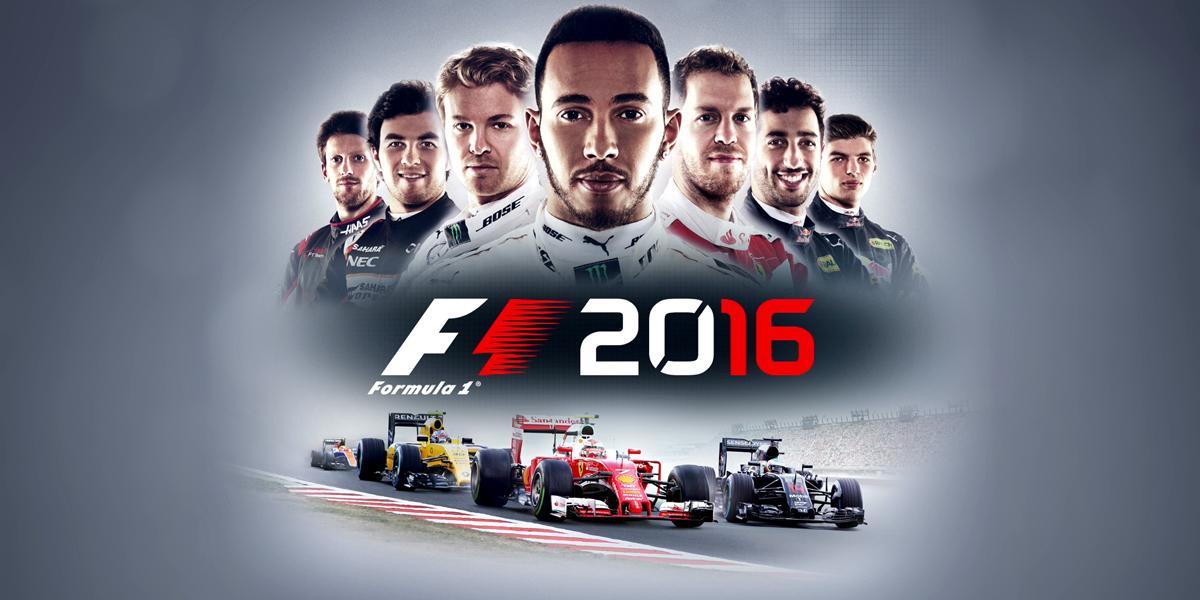 F1 2016 main art