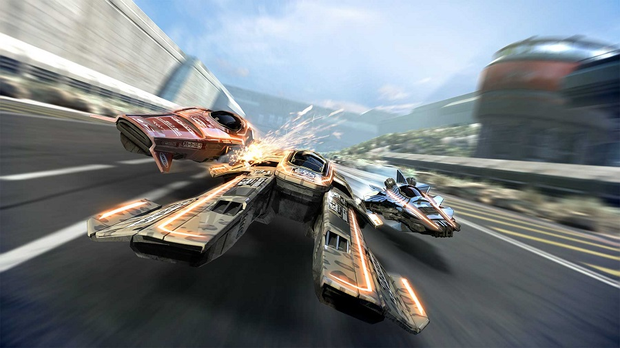 NEO Future Pack DLC released for FAST Racing NEO