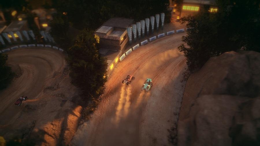 mantis burn racing desert track