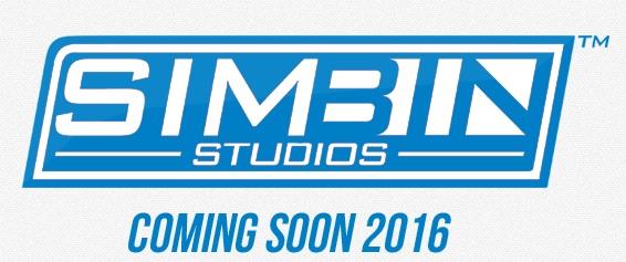 simbin studios logo website