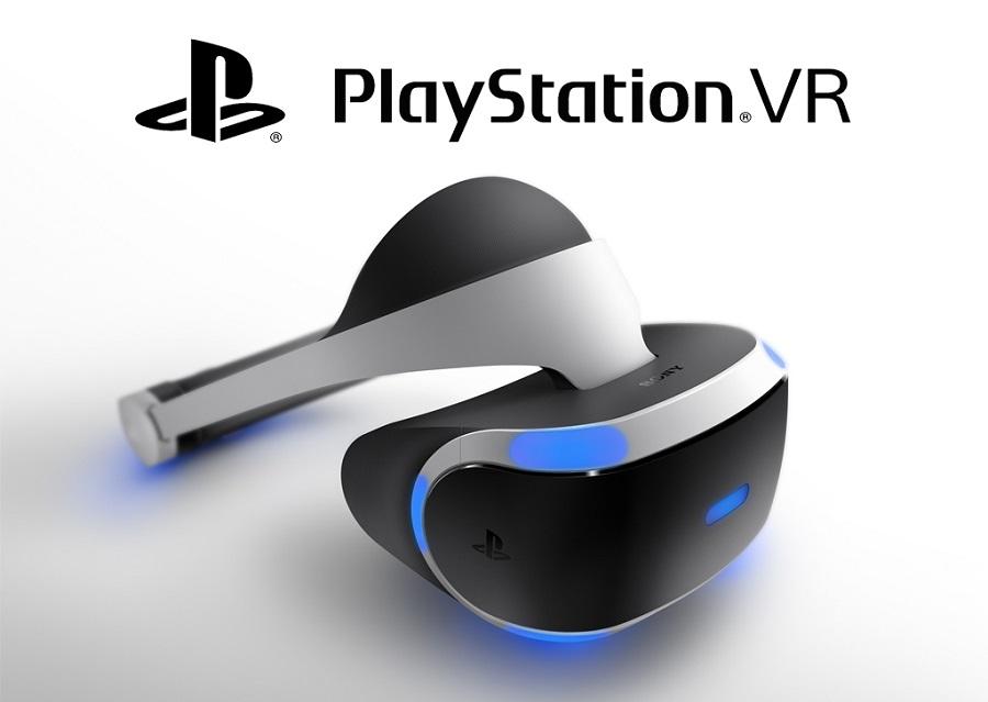 playstation vr headset psvr virtual reality