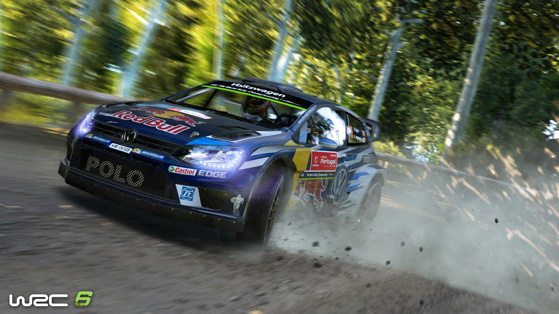 WRC 6 preview Volkswagen Polo
