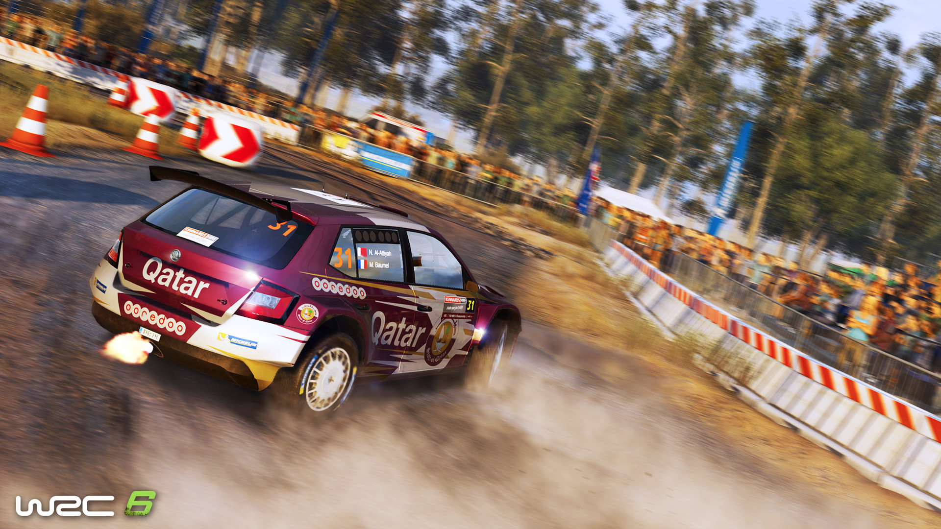 WRC 6 preview Skoda Fabia Super Special Stage