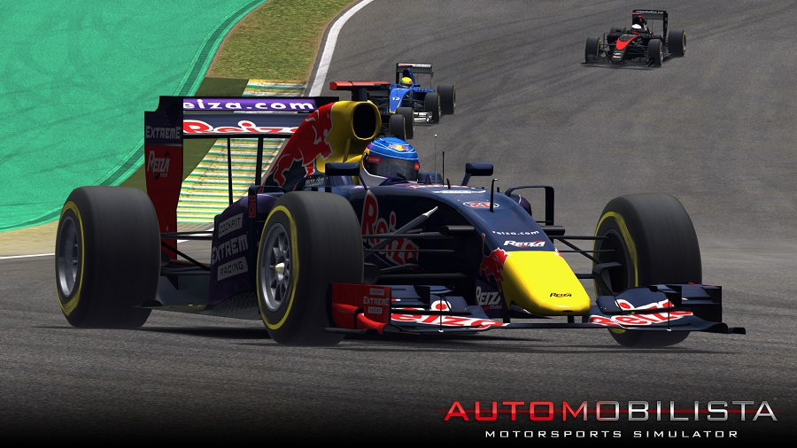automobilista motorsports simulator formula 1 open wheeler car