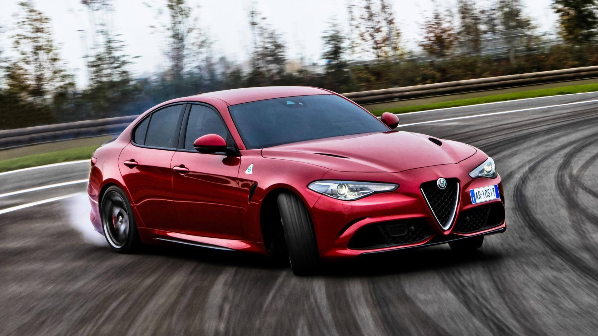 Alfa Giulia Quadrifoglio Assetto Corsa