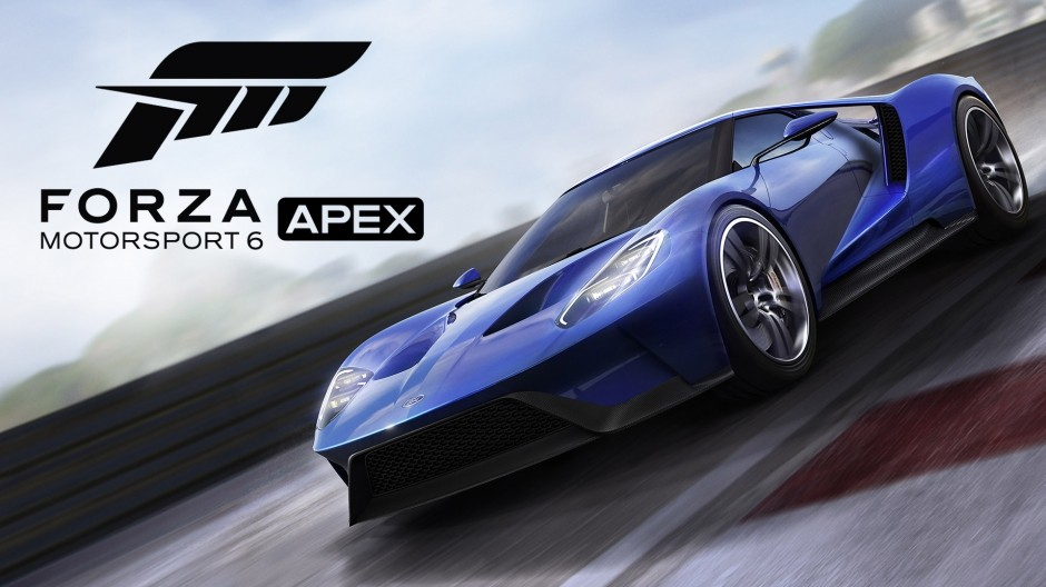 forza motorsport 6 apex pc windows 10 main art cover