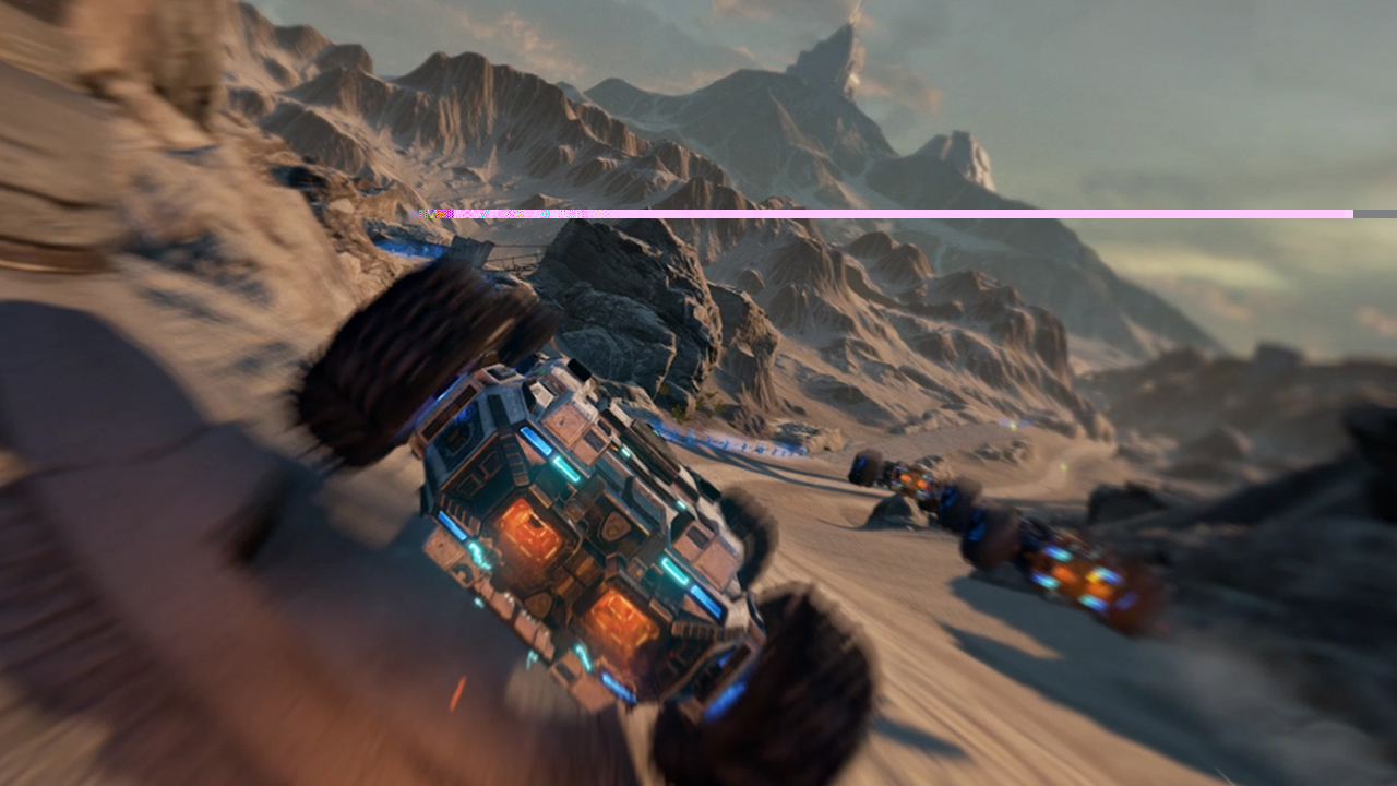 GRIP PC PS4 screenshot