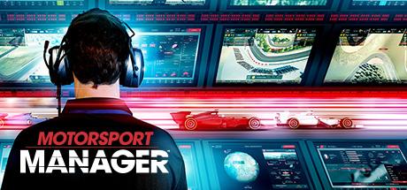 motorsport manager main art header