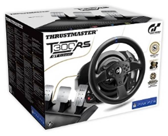 Thrustmaster T300RS GT Edition box