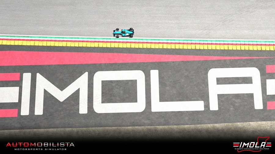 imola automobilista motorsports simulator dlc legendary track pack 1
