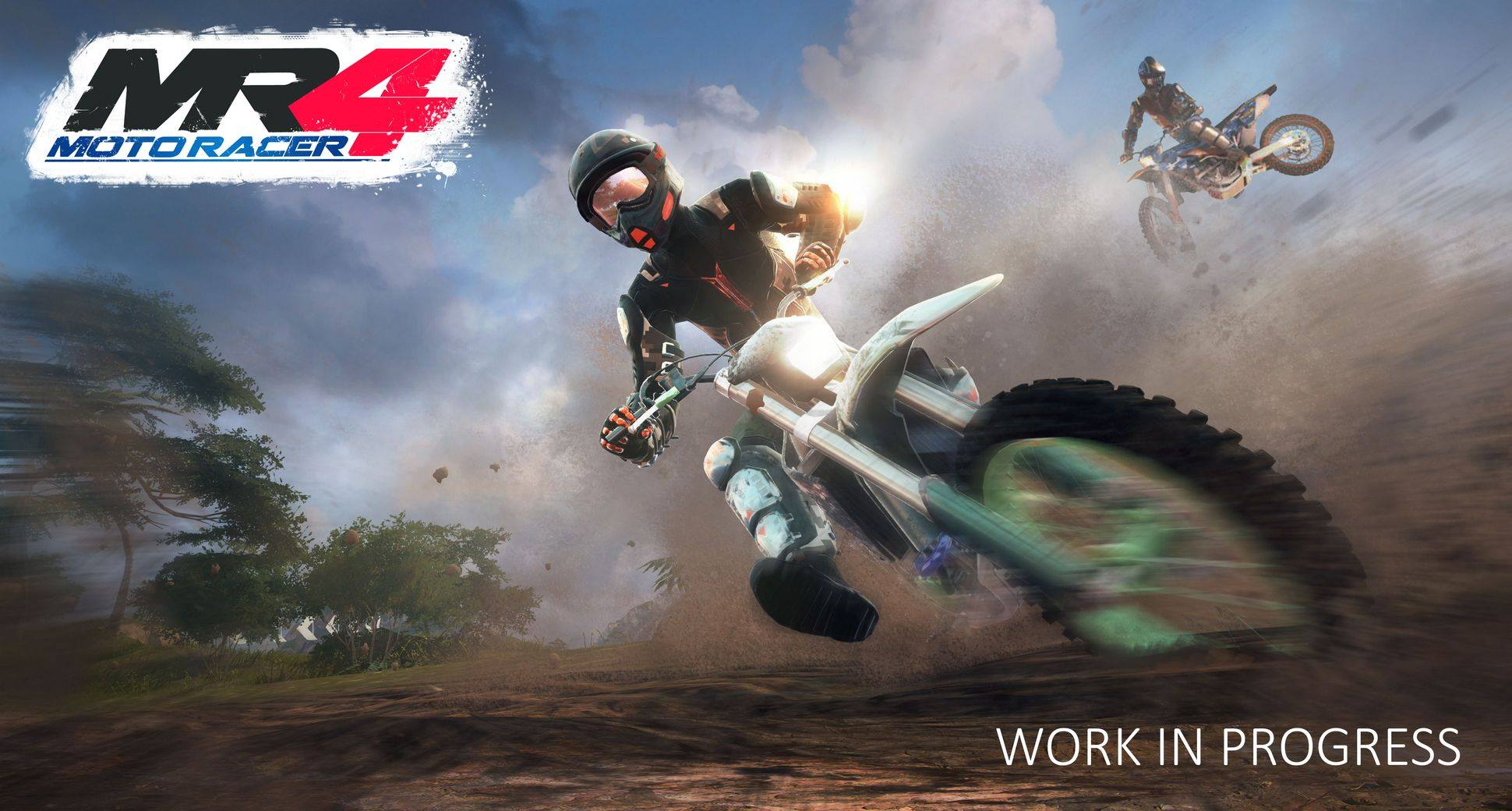 Moto Racer 4's VR is playable in two game modes at launch