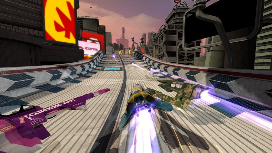 wipeout hd playstation ps3