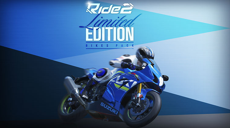 ride 2 lmited edition bikes pack dlc