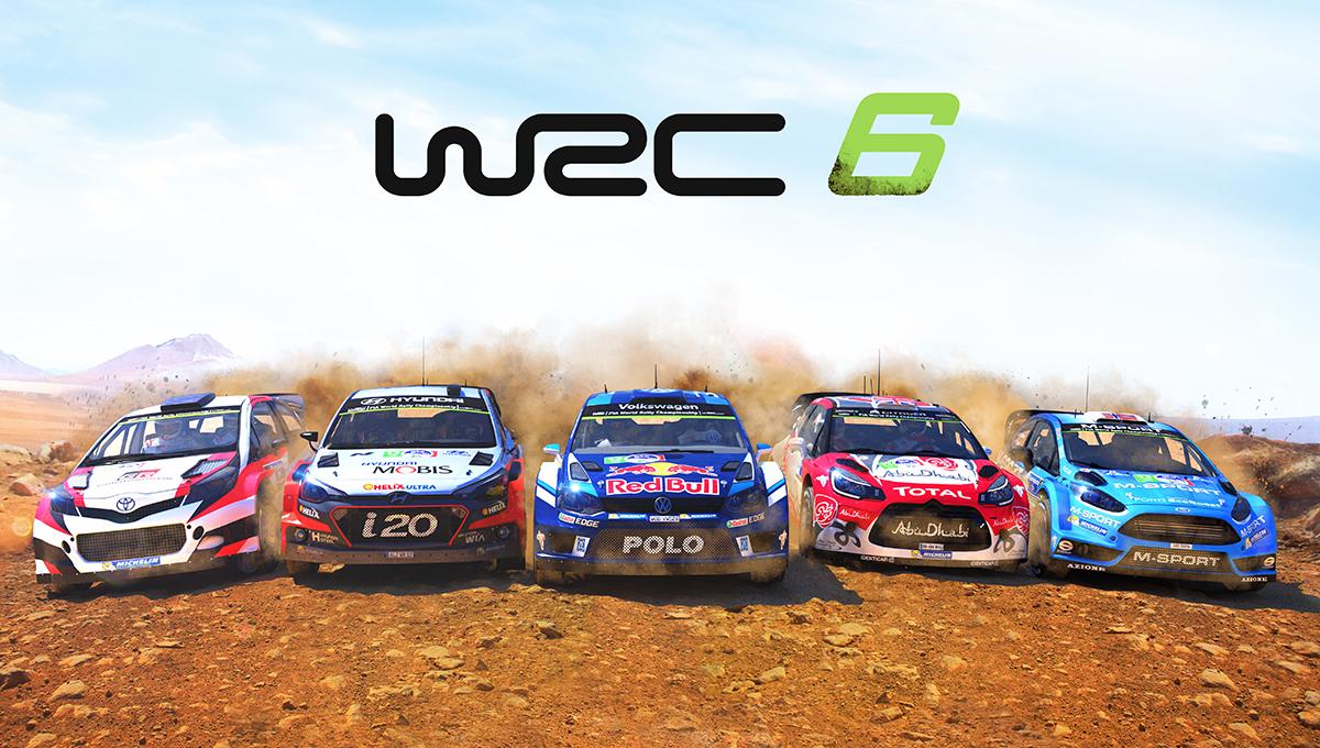 Wrc 6 Review Team Vvv