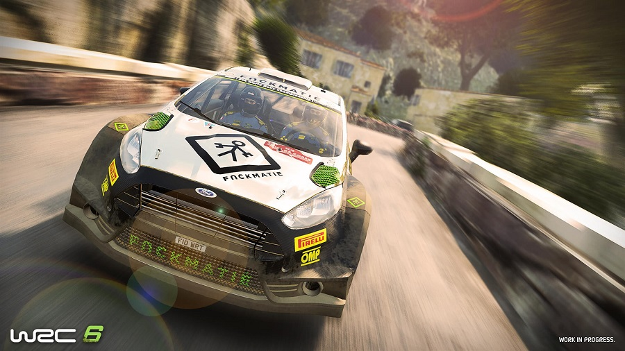 WRC 6 screenshot Ford Fiesta