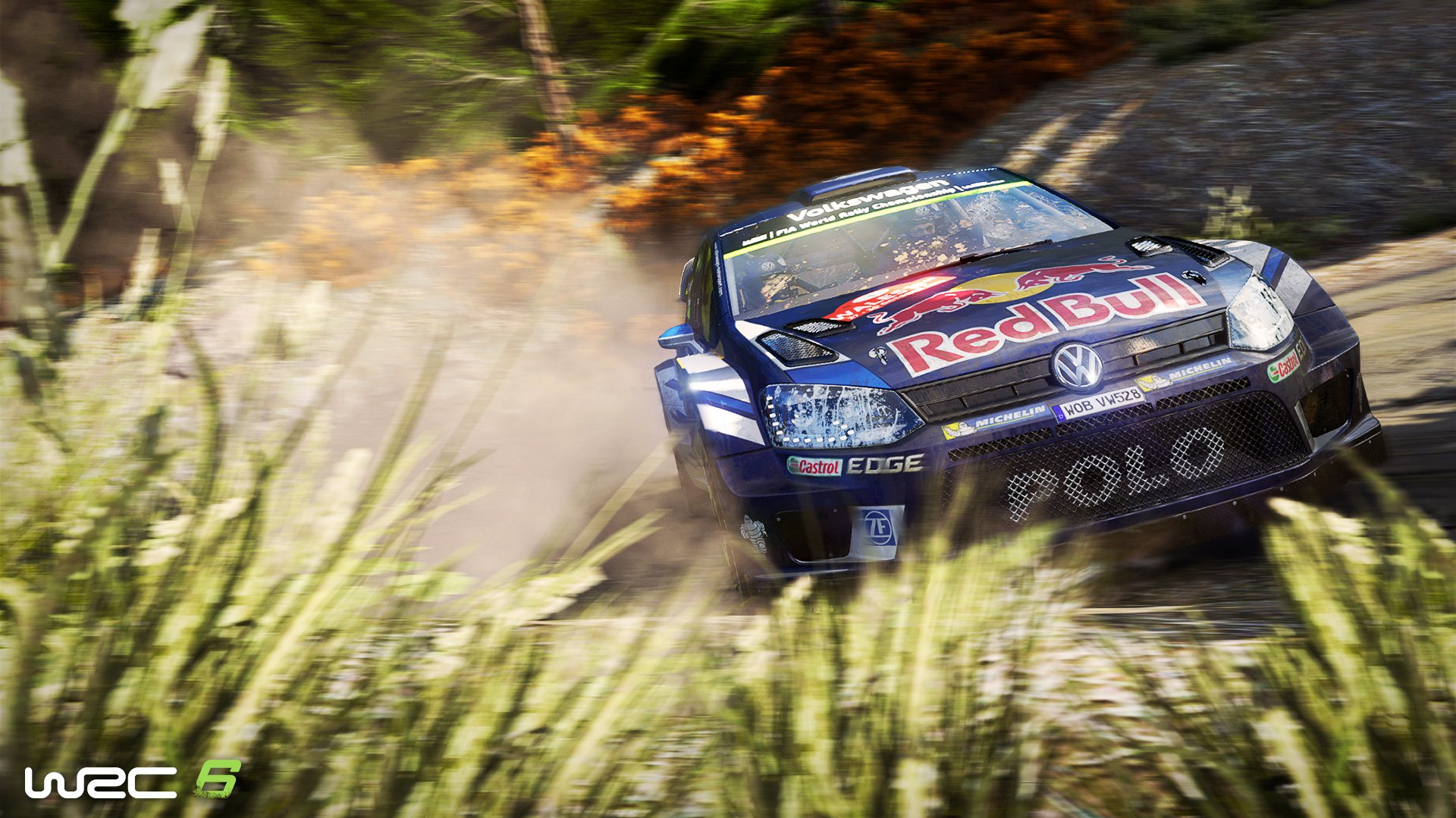 WRC 6 Volkswagen Polo screenshot