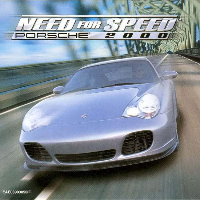 need for speed porsche cover art