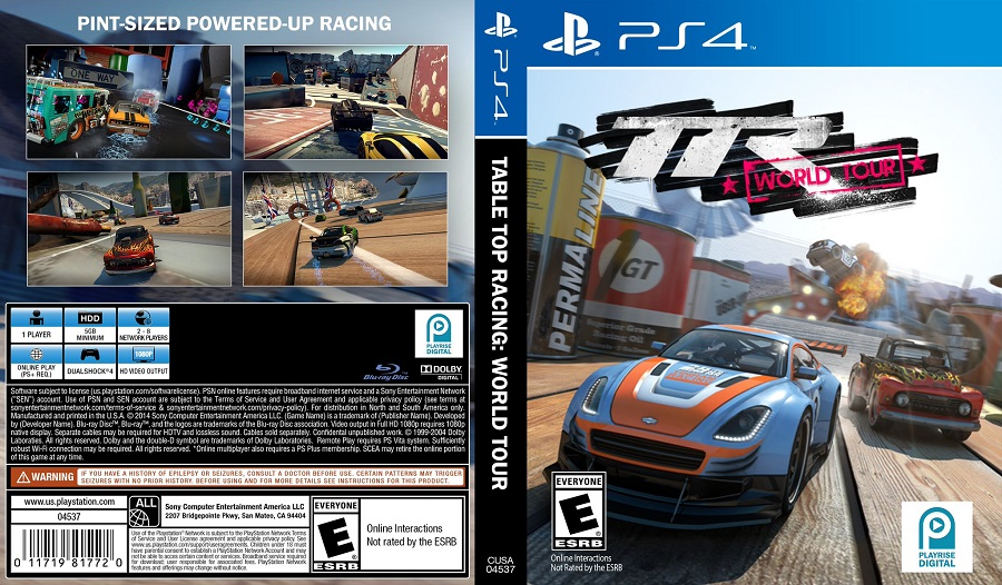 table top racing world tour physical copy release playrise digital