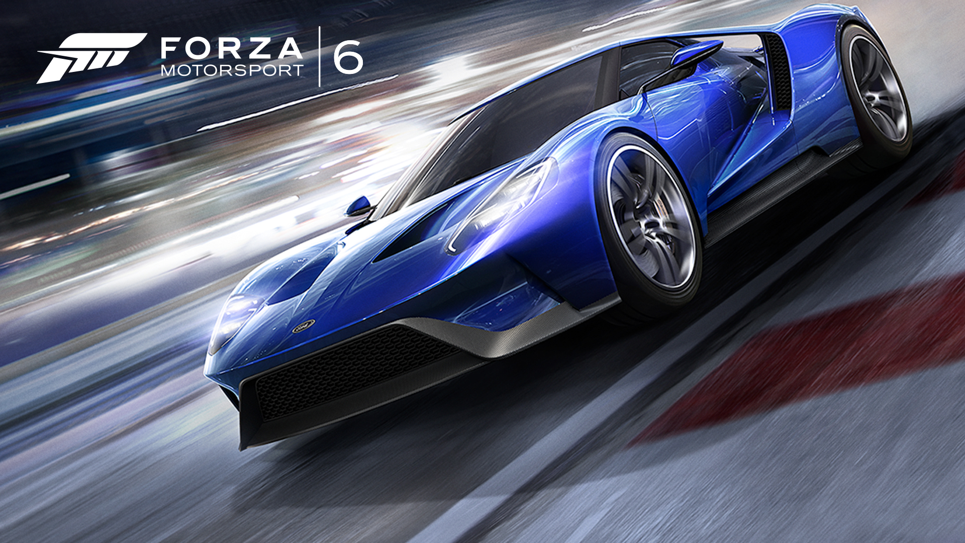Forza Motorsport 6 artwork
