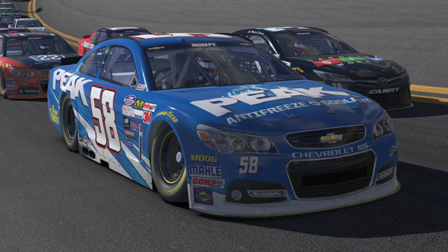 The 2017 Season 1 build for iRacing being deployed today