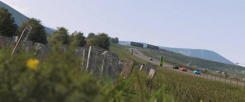 assetto corsa fictional Scottish track