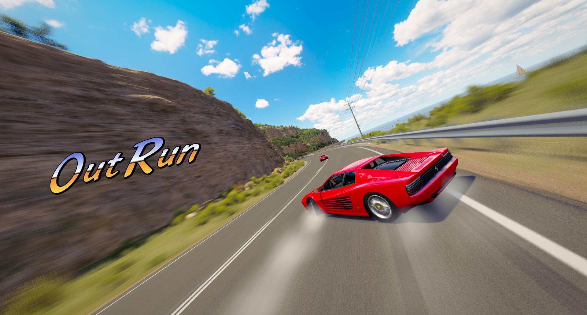 Forza Horizon 3 OutRun community screenshot