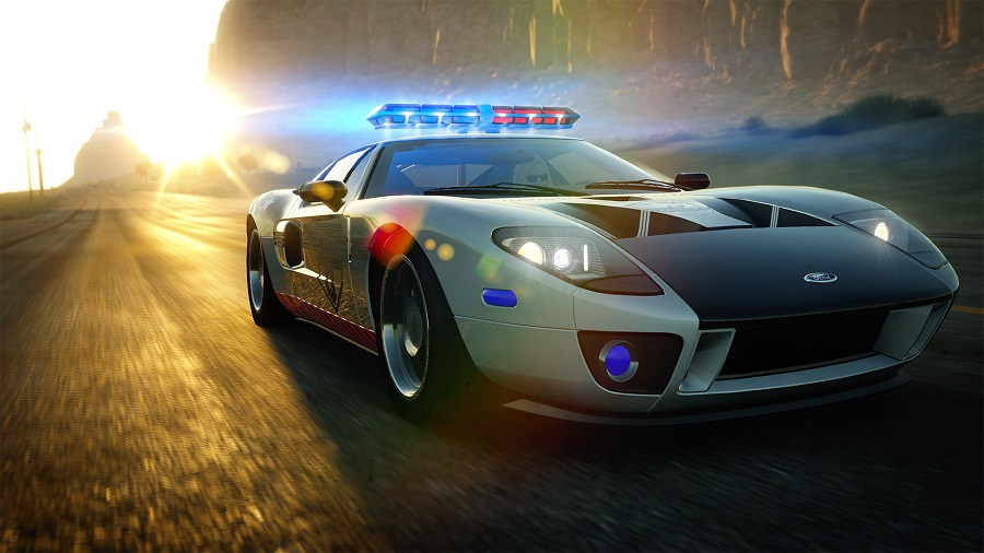 The Crew Ford Gt Police Spec